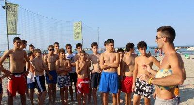 VACANZE SPORTIVE 2016: CAMP E RITIRI IN RIVIERA ROMAGNOLA